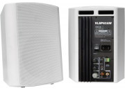 Vivolink Active Speaker Set White 2x50W