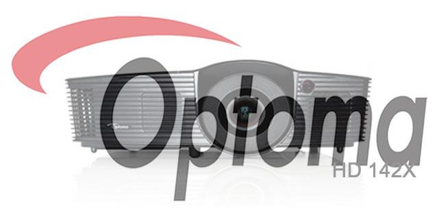 Vidéoprojecteur Optoma HD142X pour une expérience homecinema domestique